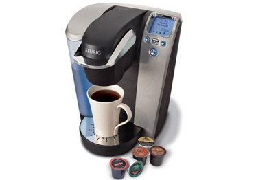 Keurig Platinum Single-Cup Brewing System