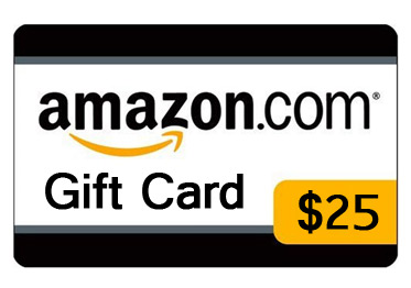 20 Bids + $25 Amazon Gift Voucher!