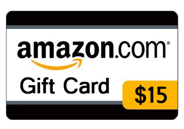 10 Bids + $15 Amazon Gift Voucher!