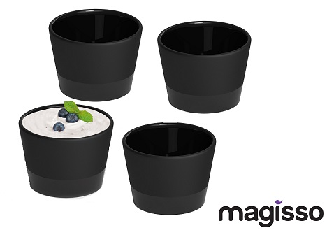 Magisso™ - Naturally Cooling Ceramic Serving Cup (Set of 4)