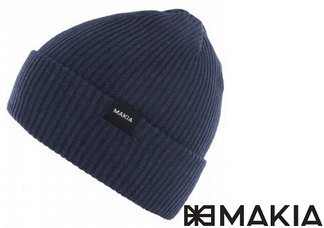Makia Cap in Navy
