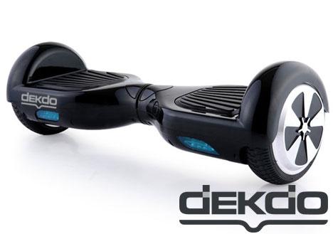 Dekdo™ - Modern Urban Transportation Device