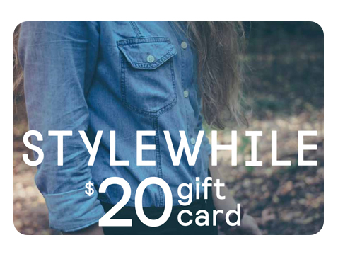 $20 Stylewhile Gift Card