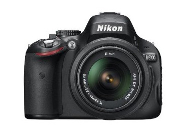 Nikon D5100 Digital SLR Body w/ 18-55mm Lens