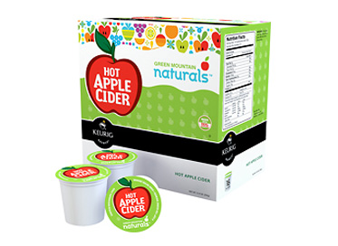 Keurig Green Mountain Hot Apple Cider K-Cups (16-Pack)