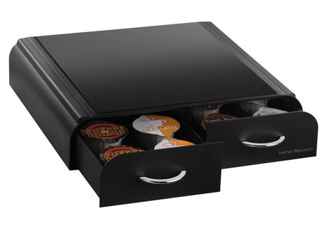 Mind Reader Anchor Storage System for Keurig Coffee Pods