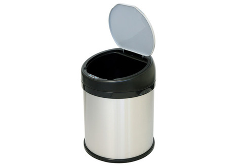iTouchless 8-Gal. Touchless Trash Can