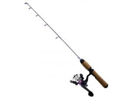 Dealdash Frabill Ice Fishing 24 Inch Ultra Light