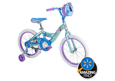 18-Inch Huffy Disney Frozen Girls' Bike