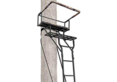 Ameristep 15-Feet Two-Man Ladderstand