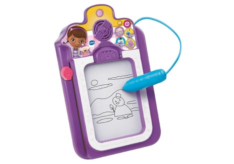 Vtech Disney Doc McStuffins Talk & Trace Clipboard