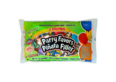 Assorted Candy and Toys Pinata Filler