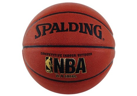 Official NBA Zi/O Excel Basketball, Size 7