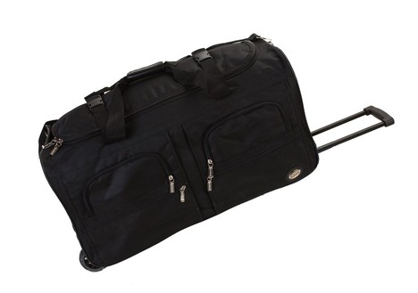Rockland Luggage 36-inch Rolling Duffle Bag
