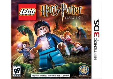 LEGO Harry Potter: Years 5-7 for Nintendo 3DS