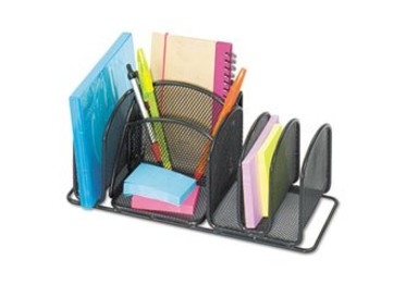 The Neat Desk Organizer in Black