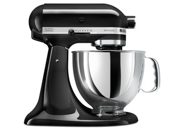 KitchenAid Artisan Series 5-Quart Mixer, Onyx Black