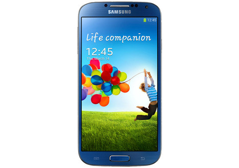 Samsung Galaxy S 4 4G Cell Phone (Unlocked*), Blue