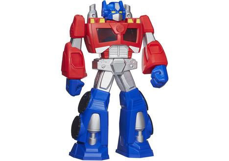 Transformers Rescue Bots Epic Optimus Prime Figure