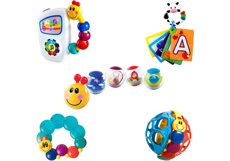 Baby Einstein Discovery Essentials 9pc Bundle