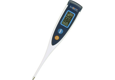 Mobi - TempTalk Digital Oral Thermometer - White/Blue