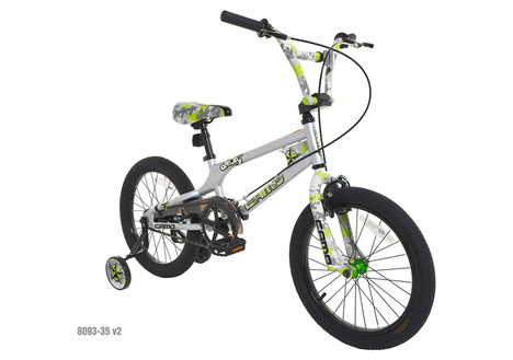 18-Inch Camo Decoy Boys' Bike