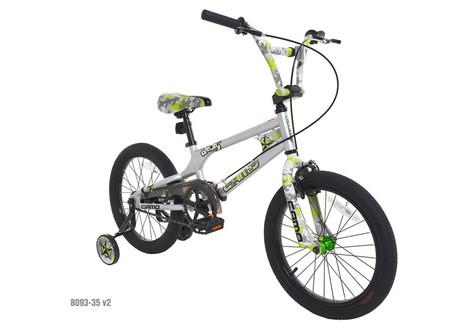 18-Inch Camo Decoy Boys' Bike