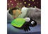 Constellation Projection Firefly Star Light Plush Toy (Green)
