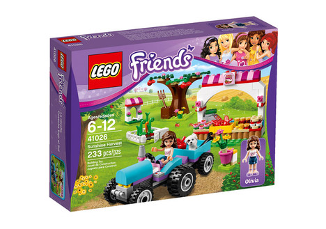 LEGO Friends Sunshine Harvest Play Set