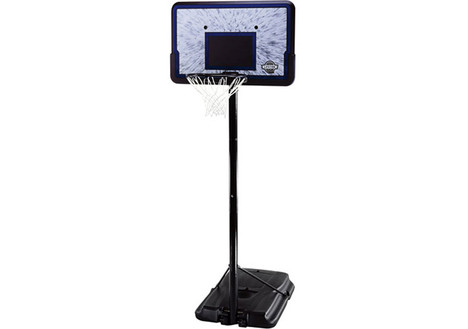 Lifetime 44-Inch Court Height-Adjustable Basketball Hoop