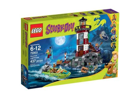 LEGO Scooby-Doo Haunted Lighthouse, 75903
