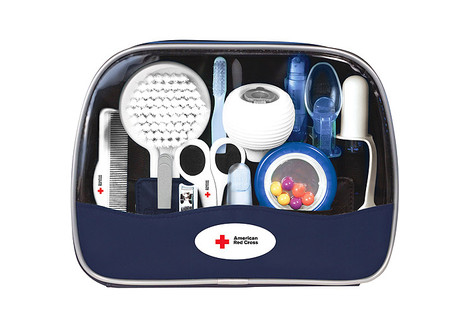 American Red Cross Deluxe Health and Grooming Kit