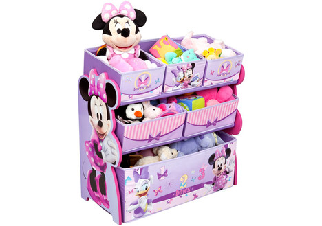 Disney Multi-Bin Toy Organizer