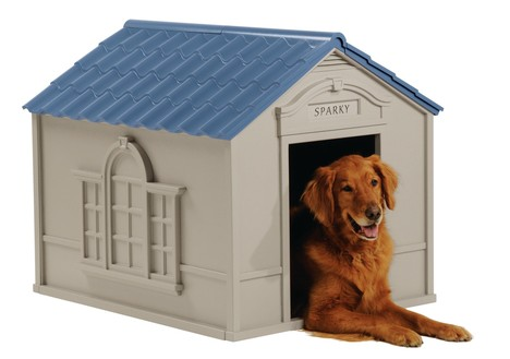 Suncast Large Dog House