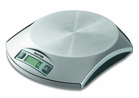 Taylor Stainless Steel Electronic Kitchen Scale