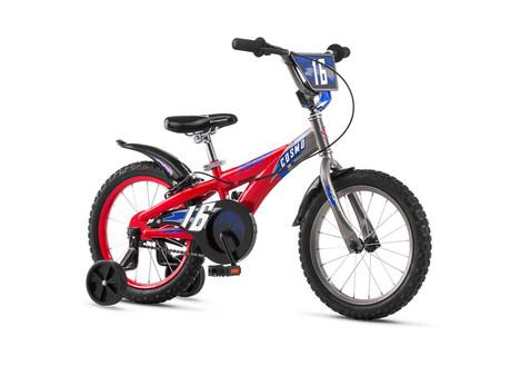 16-Inch Schwinn Cosmo Boys' Bike