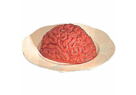 Gory Gelatin Brain Mold Kit