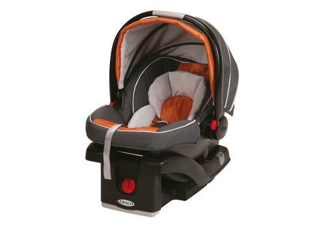 Graco Childrens Products SnugRide Click Connect 35 Baby Car Seat
